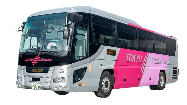運行車両情報 | 空港連絡バス | 東急バス